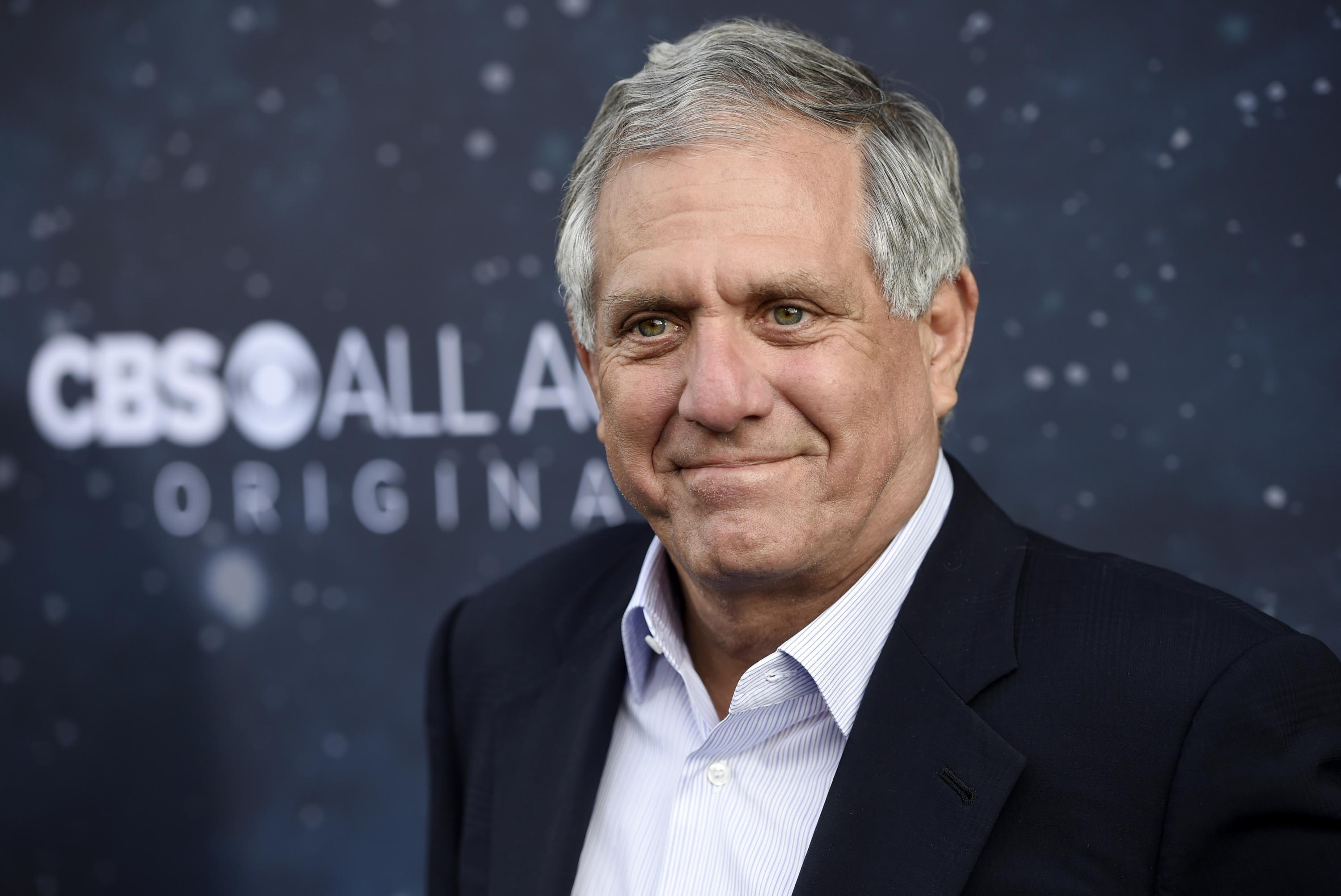 CBS stock price sinking on Les Moonves report about sexual misconduct pics