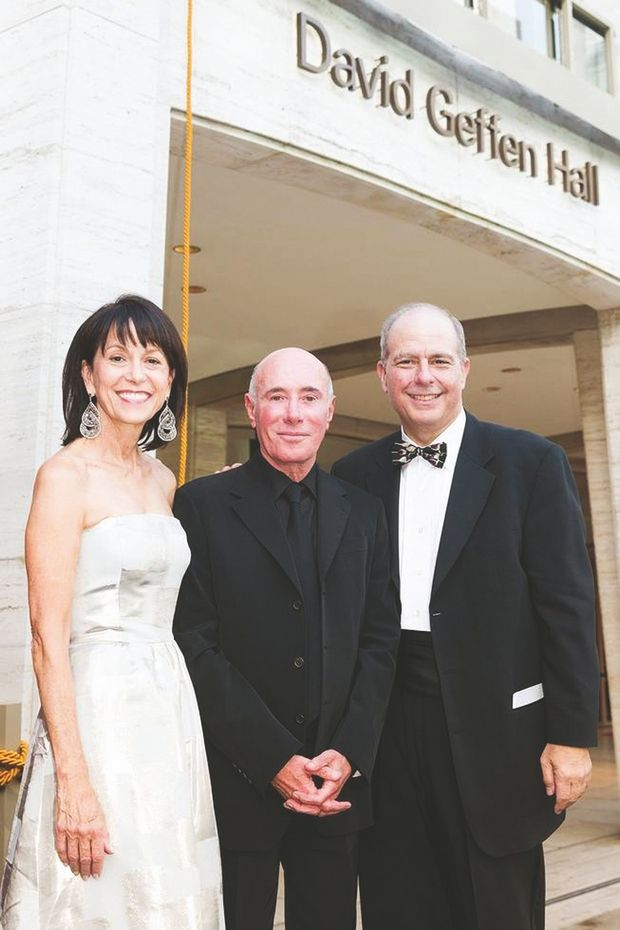 Image result for david geffen moma donation