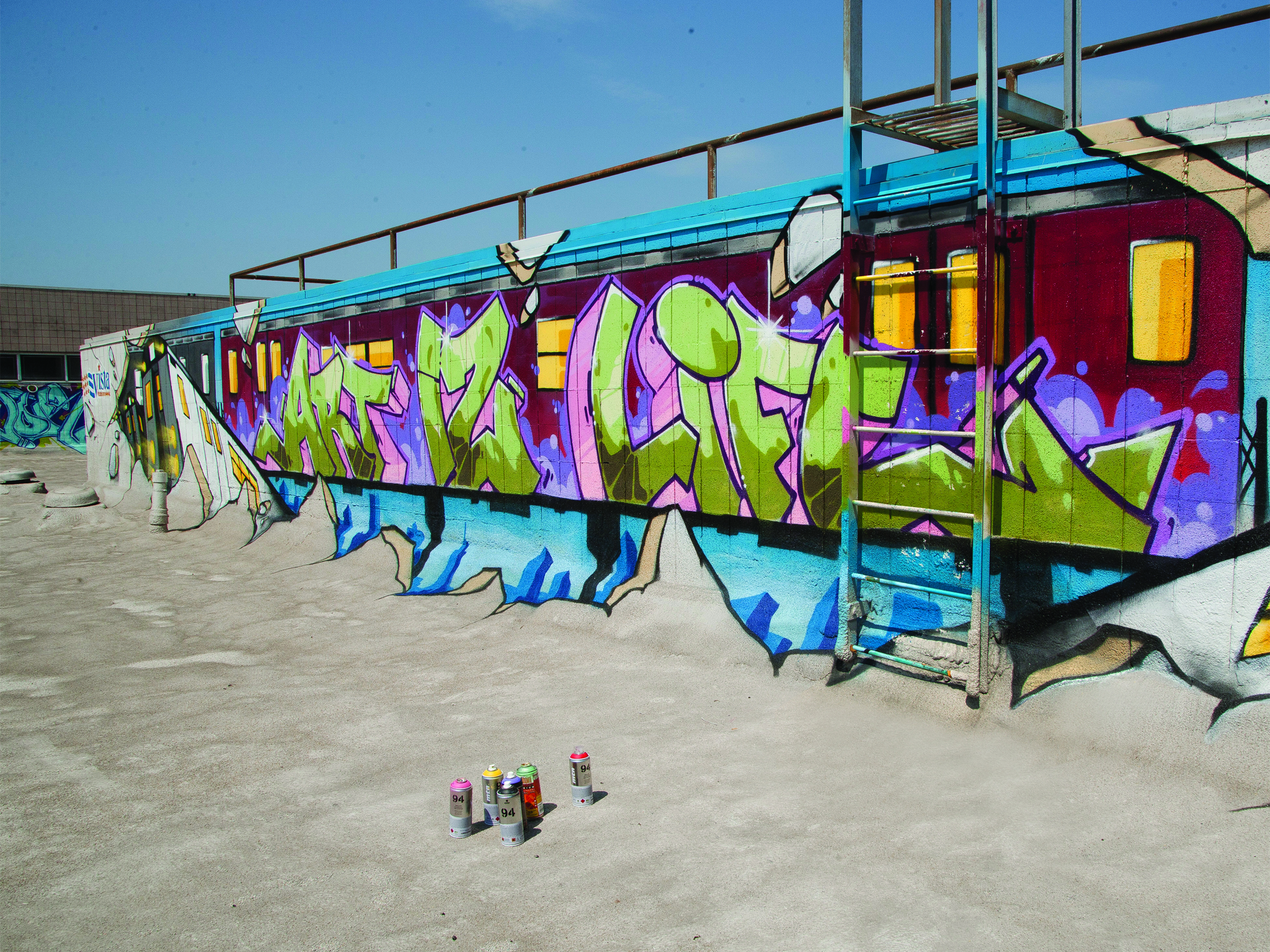 can graffiti ever be worth millions vinny pacifico is betting yes