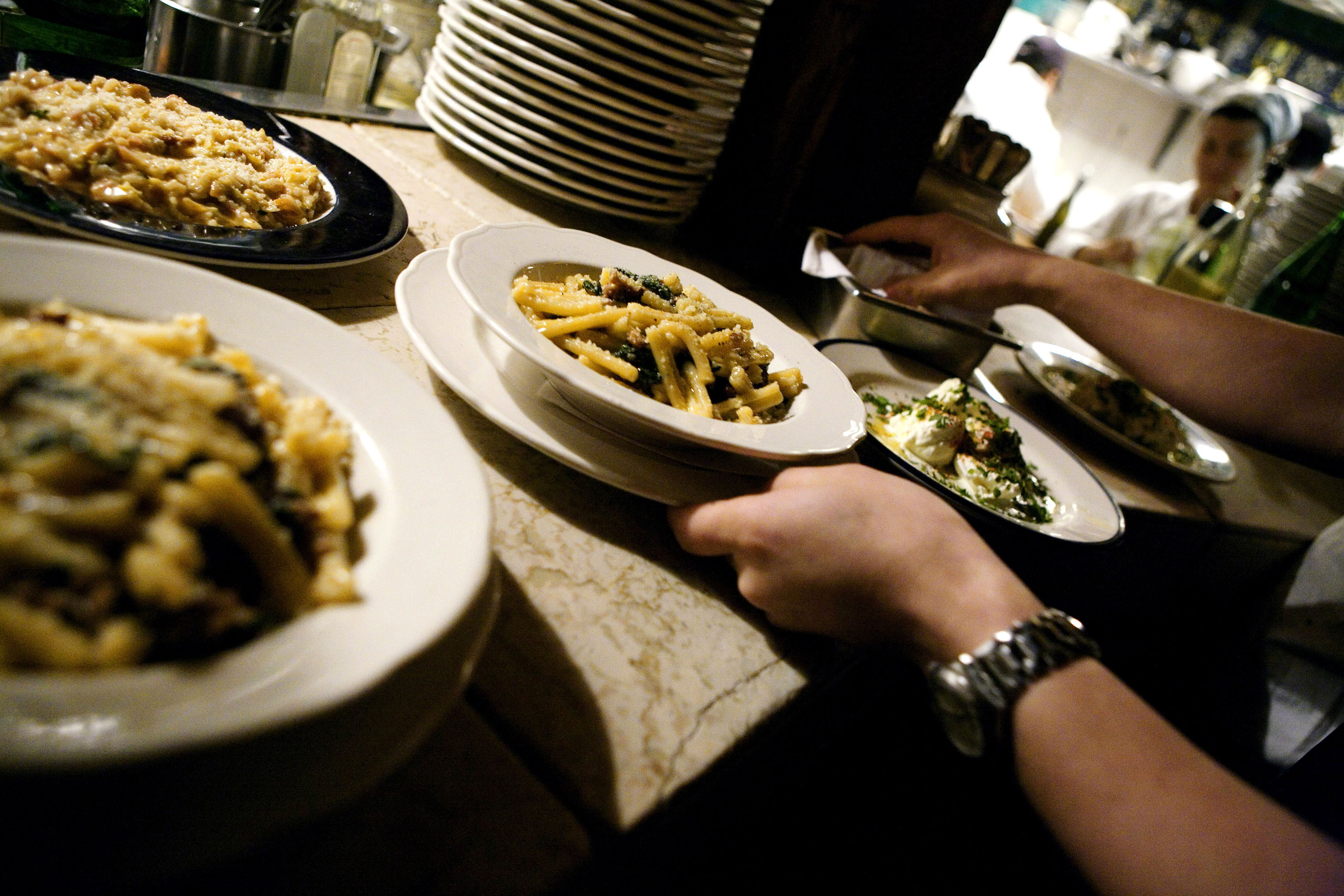 The Minimum Wage Goes Up More Restaurants Open And Employ More Workers