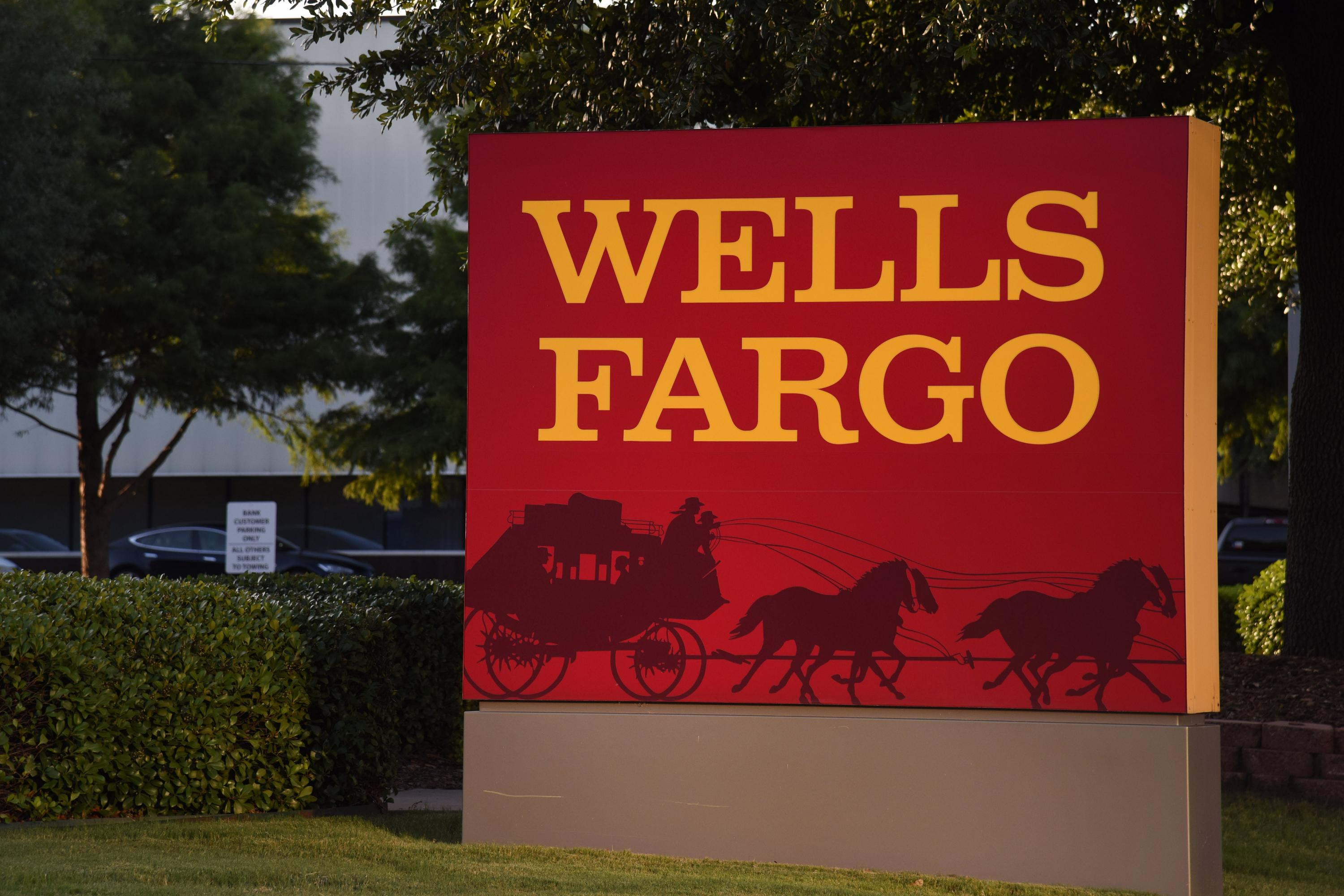Wells Fargo Defends Policies After Report Of Alleged Gender Bias Wiring Money To Account