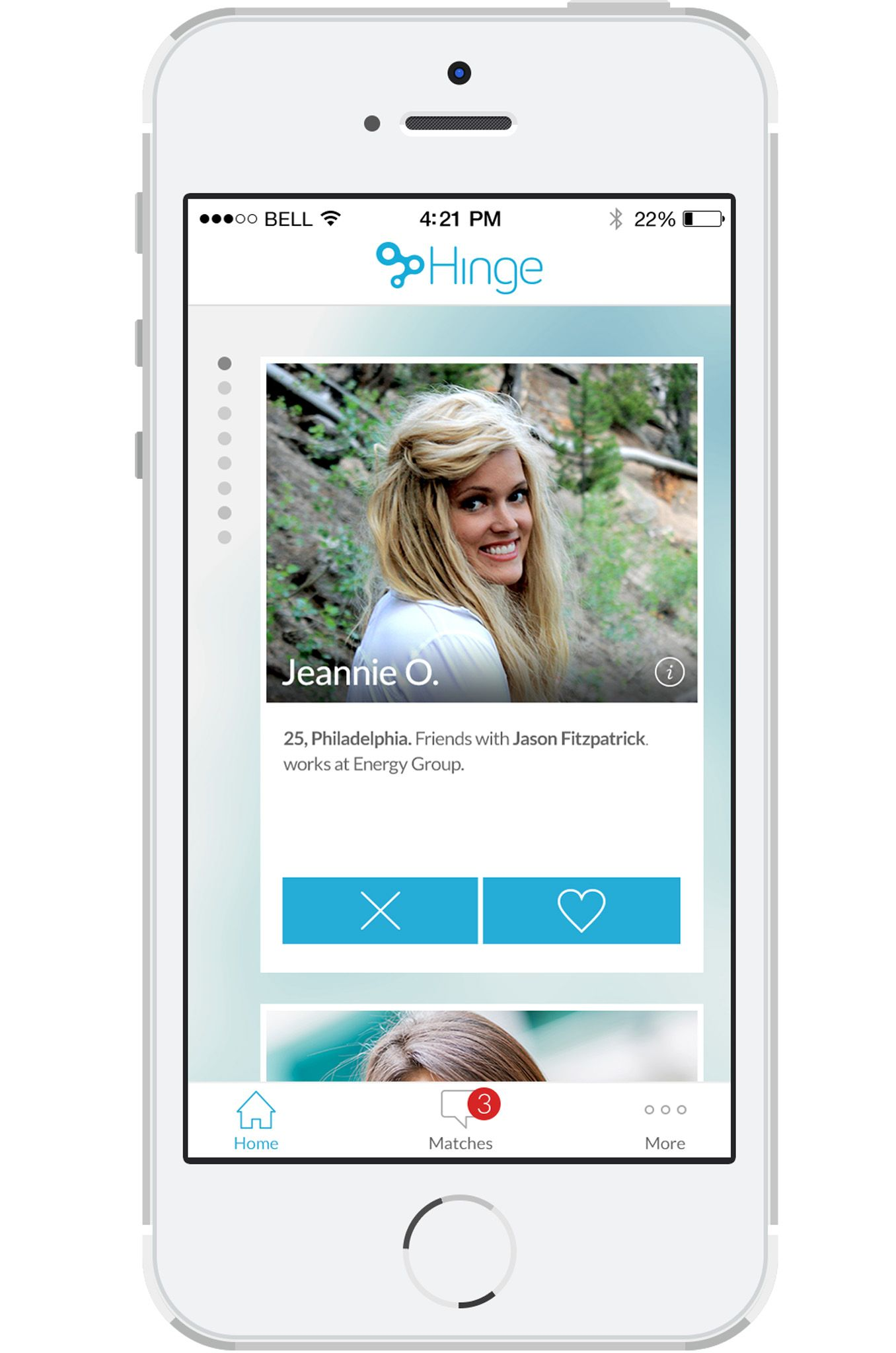 Hinge online dating