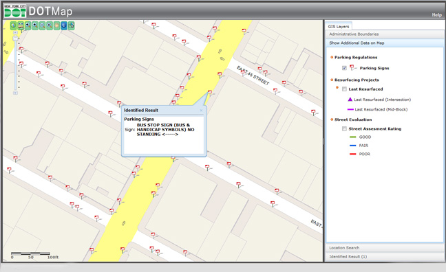 NYC creates searchable online map of parking rules