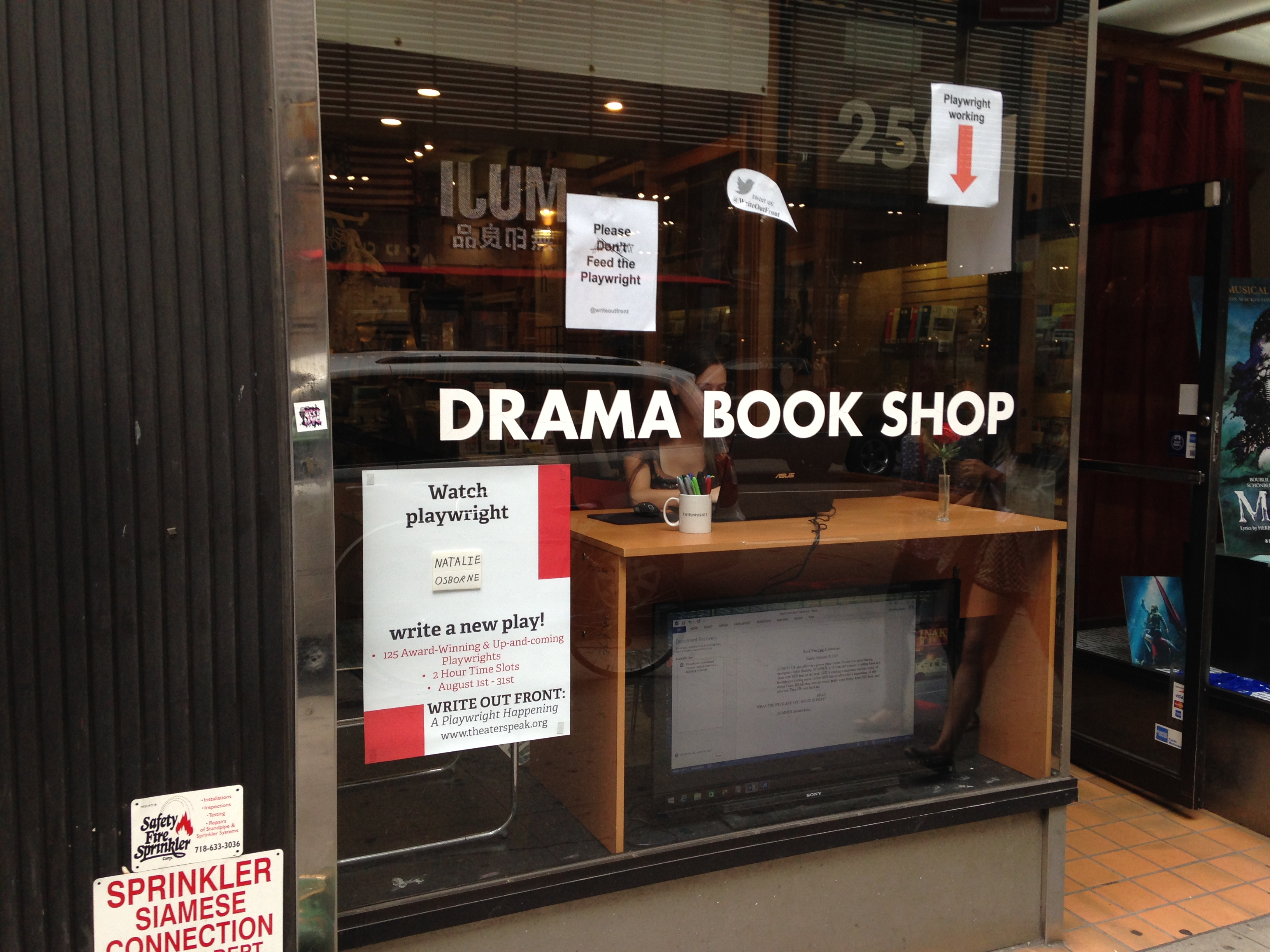 Drama Book Shop To Close After Rent Hike