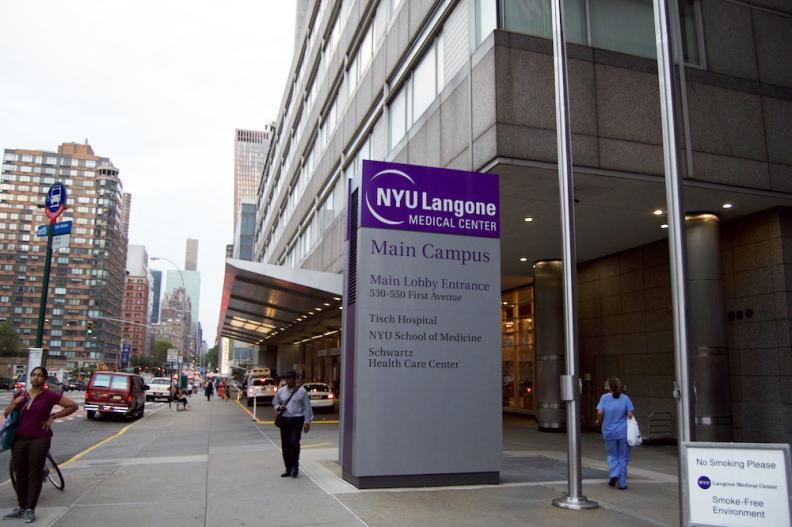 Nyu Langone Medical Center 199 Seiu And The League Of Voluntary