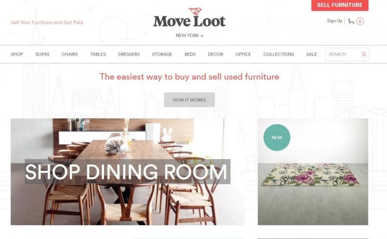 online seller of used furniture move loot picks brooklyn for new