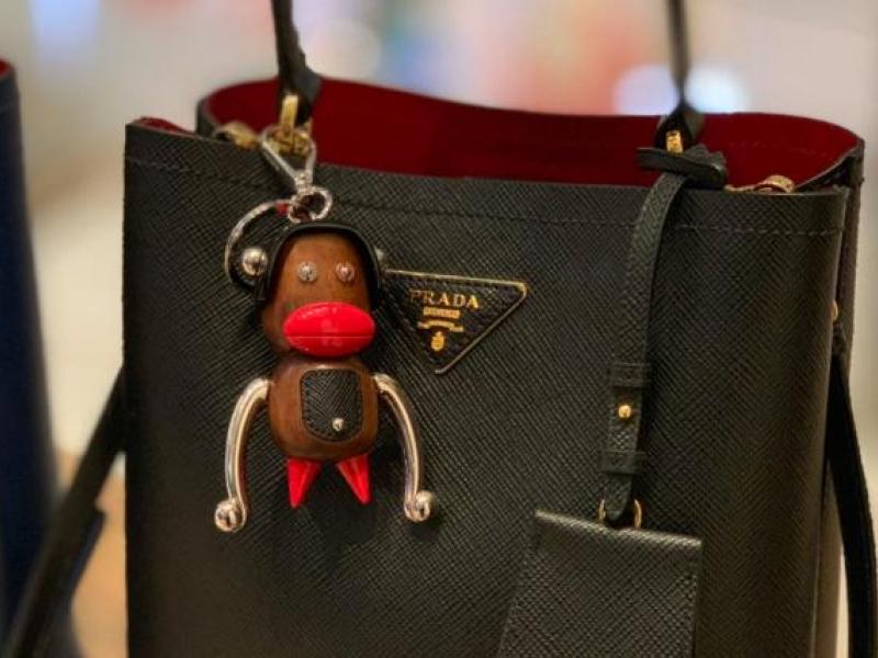 Prada will stop selling monkey keychains decried as racist – USPosts 7e85f4c3b