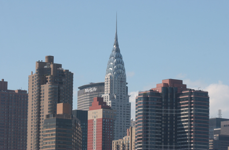 Chrysler Building, iconic New York City landmark, up for sale